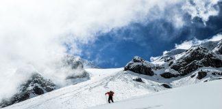 tzoumerka ski climb