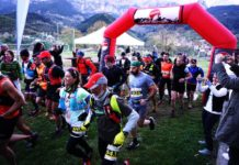 tzoumerka mountain running